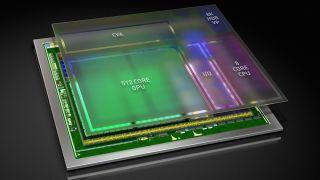 Nvidia Xavier supercomputer