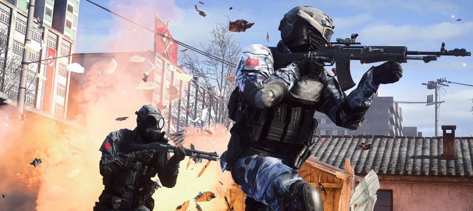 Battlefield 4 cuts server lag in an update two years after launch