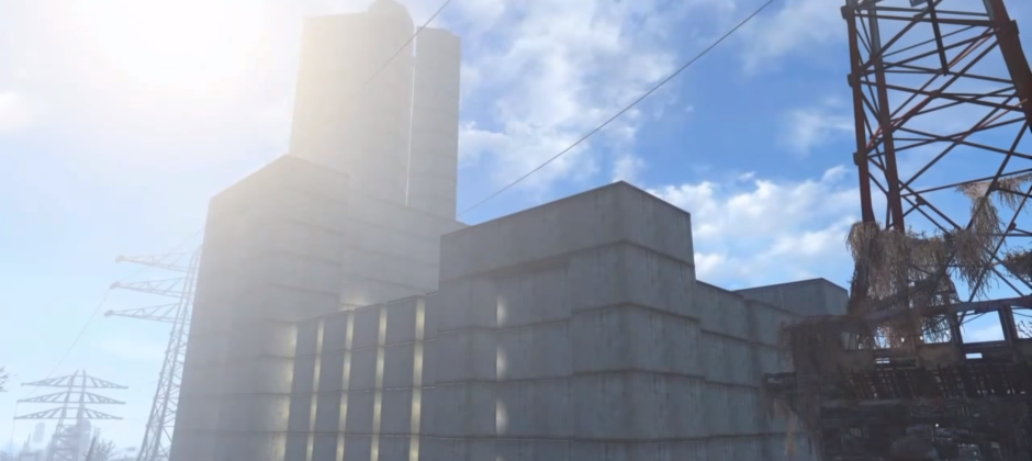 Let a Fallout 4 architect show you how to build a Tower of Eden