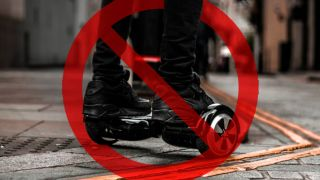 Hoverboards are starting to come under government regulation