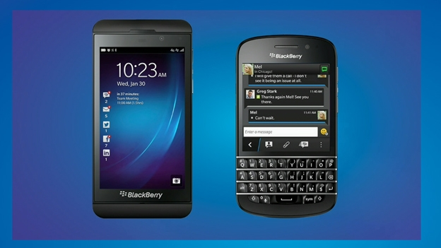 BlackBerry Z10 and Q10 launched with BlackBerry 10 OS | T3