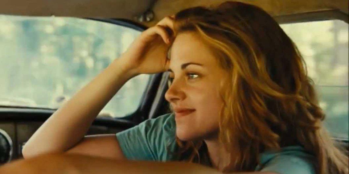Kristen Stewart in On The Road