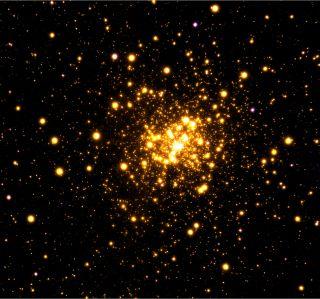 Liller 1 Star Cluster