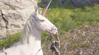 How to get the Pegasus, Black Unicorn and Rainbow Unicorn skins in Assassin's Creed Odyssey