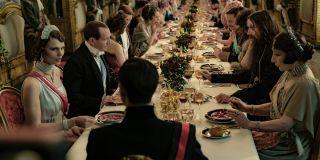 The King's Man dinner