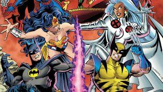 DC Comics vs. Marvel Comics