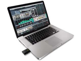 Universal Audio has announced a laptop version of its UAD-2 system.