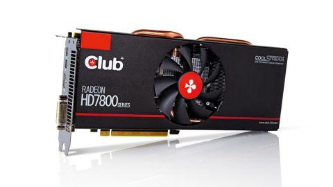 Club3D HD 7870 XT jokerCard