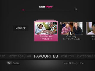 BBC's brand new iPlayer on PS3, but not Xbox