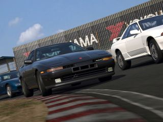 3D console gaming test Gran Turismo 5 3D