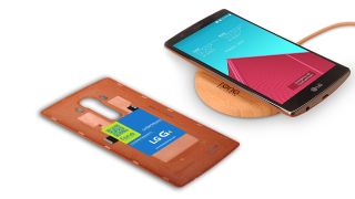WIN! An LG G4 and wireless charger bundle