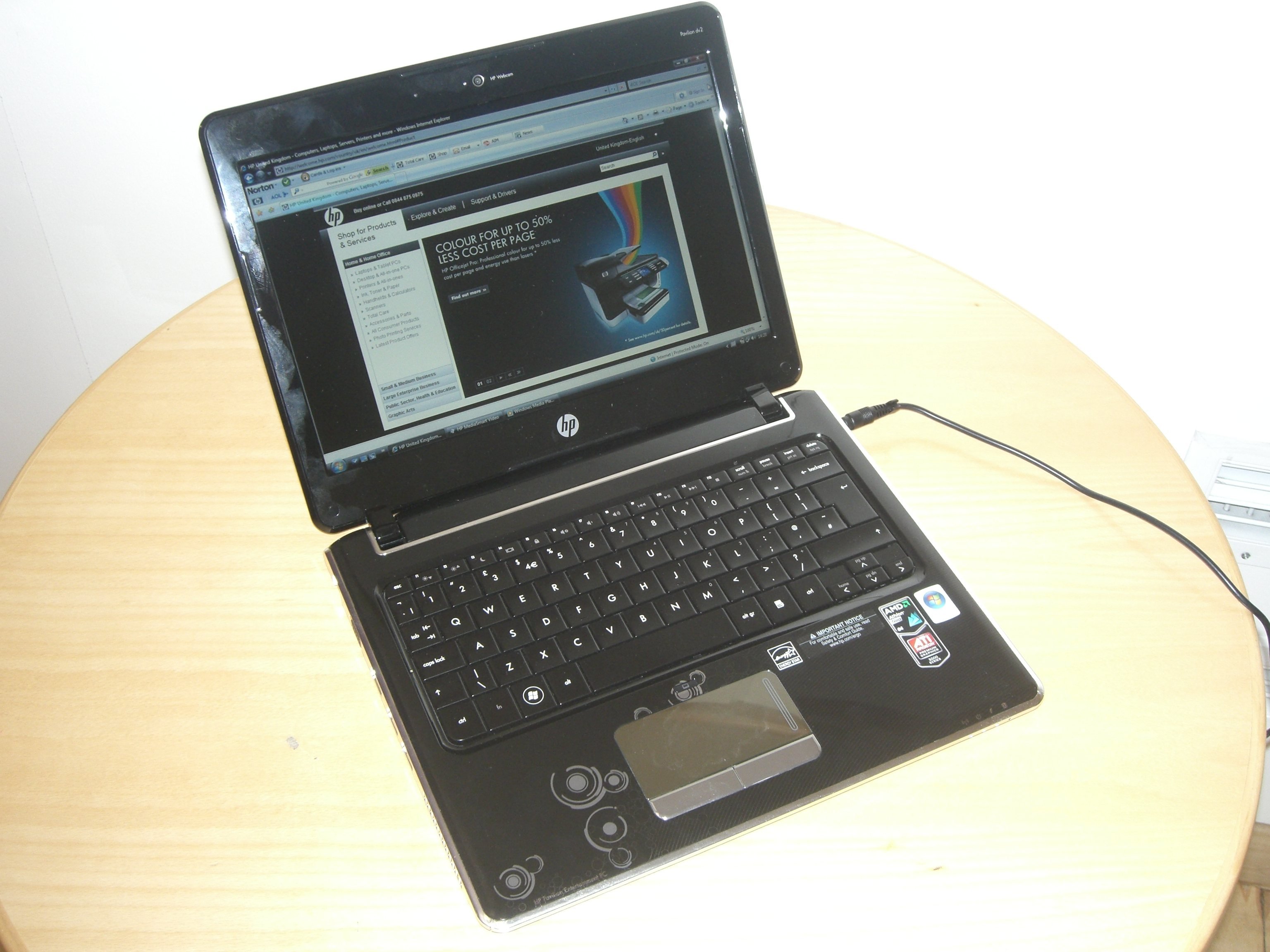 Hands on: HP Pavilion dv2 review