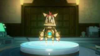 PlayStation 4 Knack