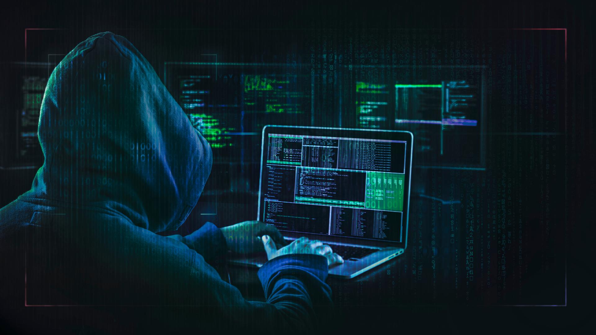 Hackers leak other hackers' information online