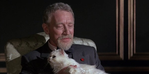 Max von Sydow Never Say Never Again