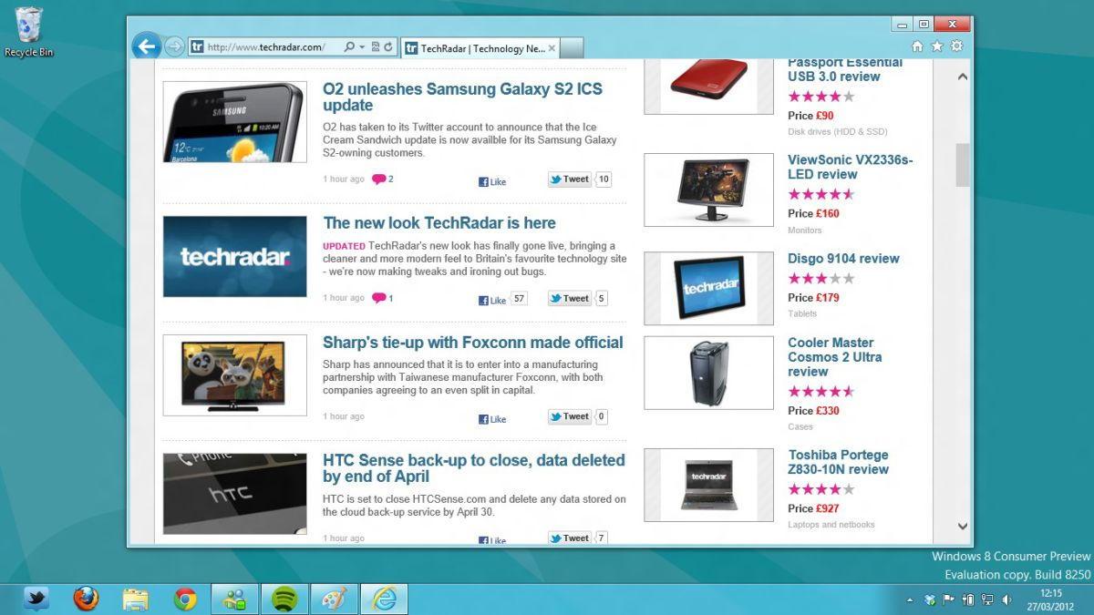 IE10 isn't the coolest browser on the block, but it may well be the safest