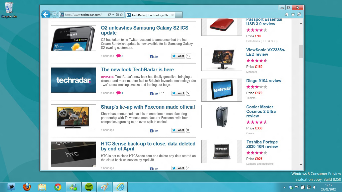 Microsoft releases Internet Explorer 10 preview for Windows