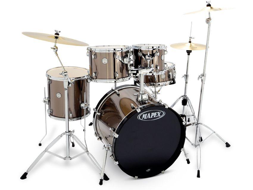 mapex horizon hx drum kit review musicradar. Black Bedroom Furniture Sets. Home Design Ideas