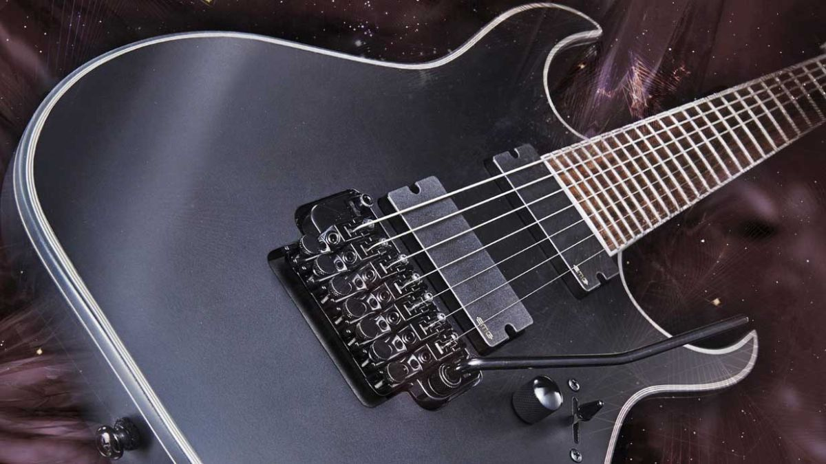 ibanez fortifies iron label guitar line with 5 new rg models musicradar. Black Bedroom Furniture Sets. Home Design Ideas