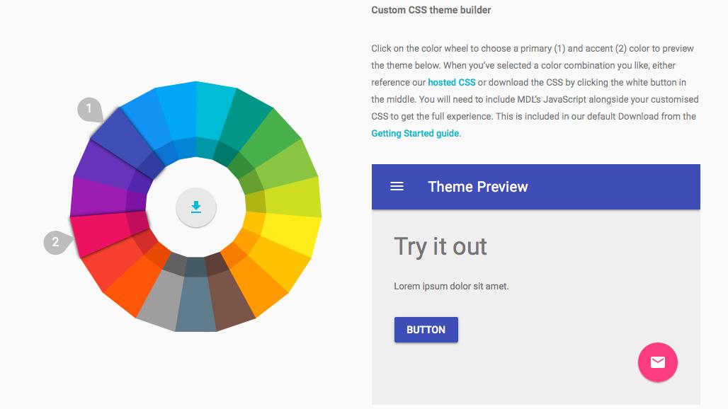 6 must-have material design tools | Creative Bloq