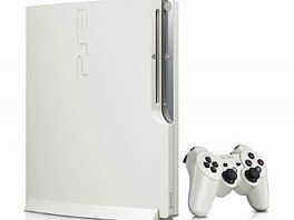 New white PS3 launches in Japan