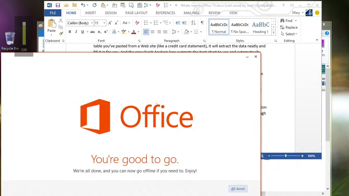 Microsoft Office 2013 | TechRadar