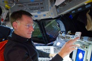 Chris Ferguson, STS-135 Commander