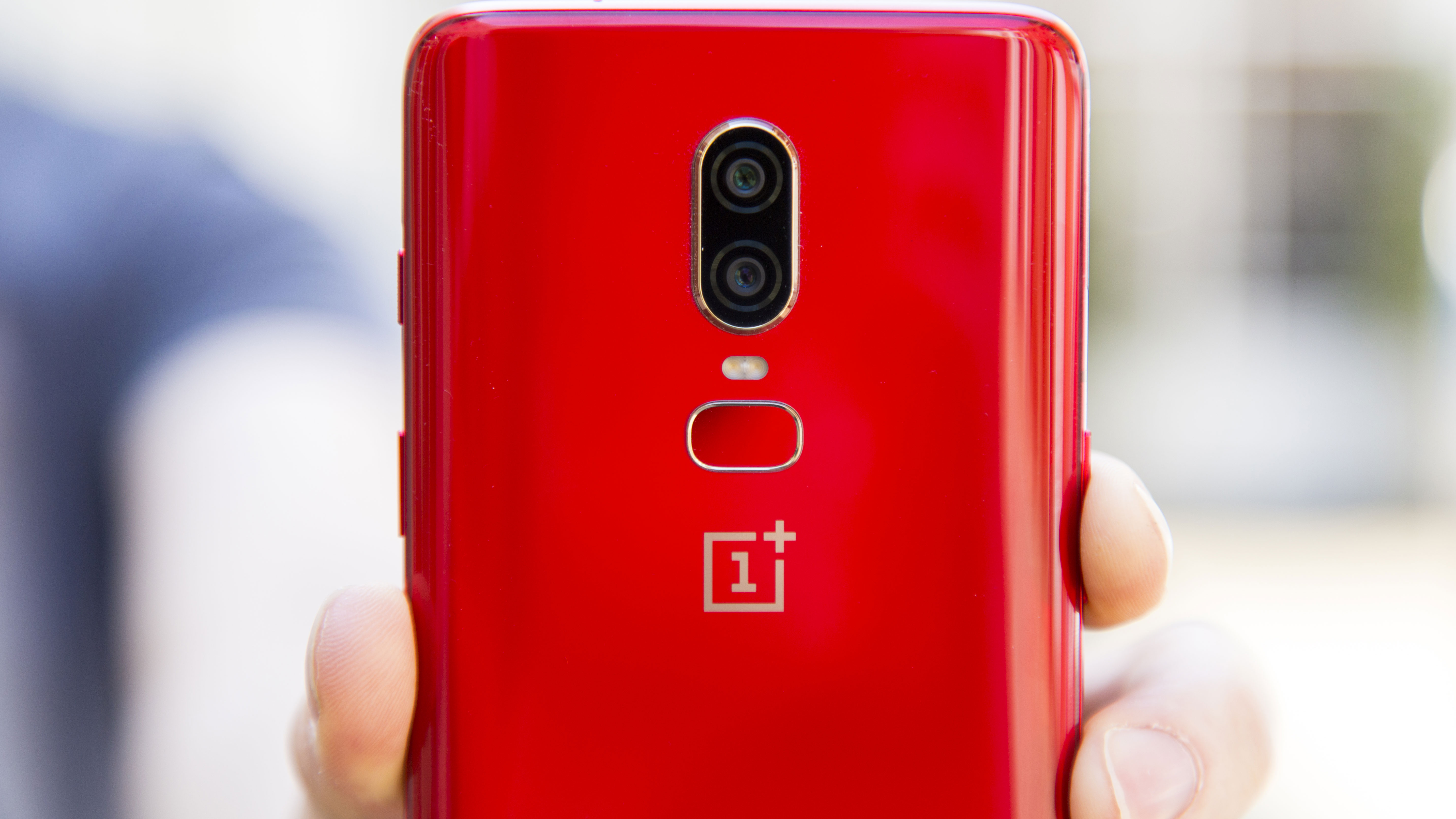 You can now buy the limited edition red OnePlus 6 | TechRadar