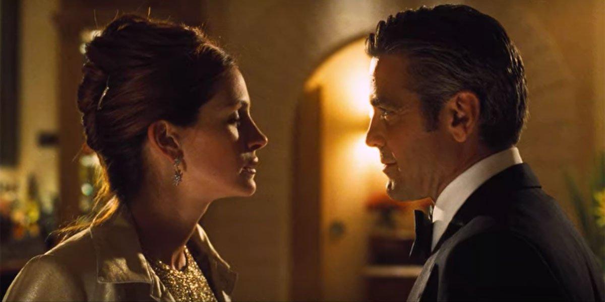 Потрясающий способ Джордж Клуни убедил Джулию Робертс присоединиться к 11 Оушен