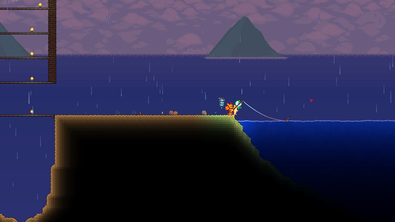 Score the catch of the day with this Terraria fishing guide