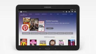 Galaxy Tab 4 Nook 10.1-inch