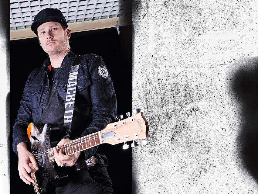 Kid Electric Car >> Tom DeLonge talks guitar tones, growing up and Blink | MusicRadar