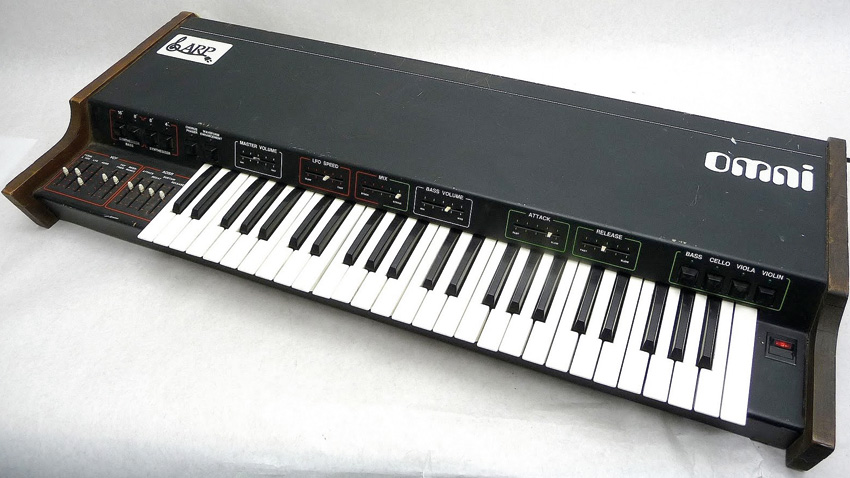Blast from the past: ARP Omni | MusicRadar