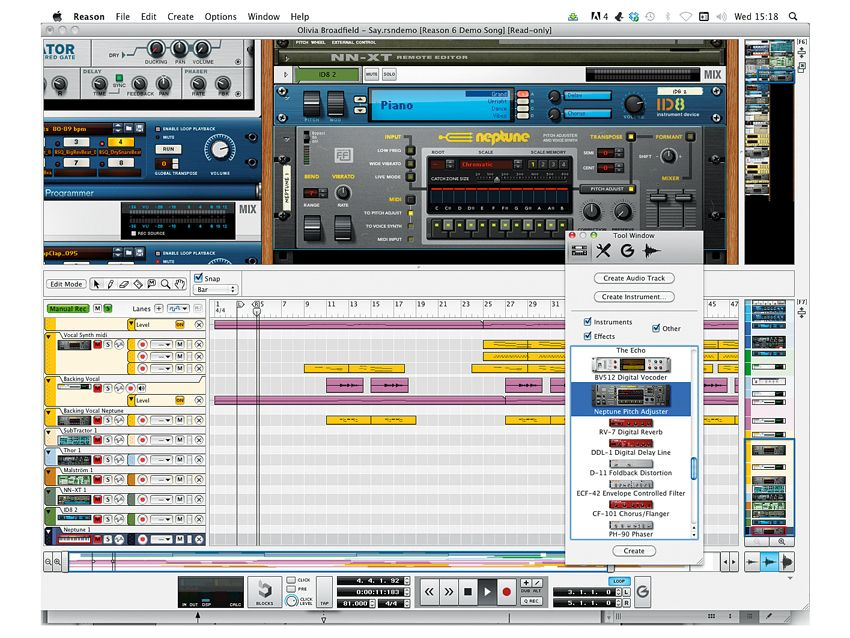 What is the best Propellerhead Reason software to buy?