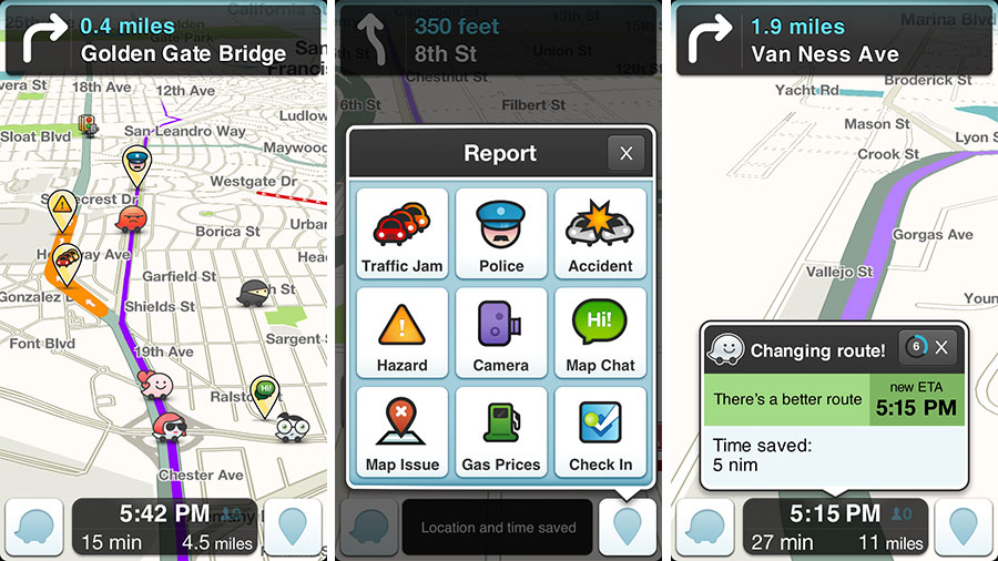 Google to keep its hands off Waze app while OFT pokes around deal ...