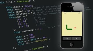 Create a mobile version of Snake with HTML5 canvas and