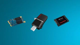 New storage portfolio from SanDisk