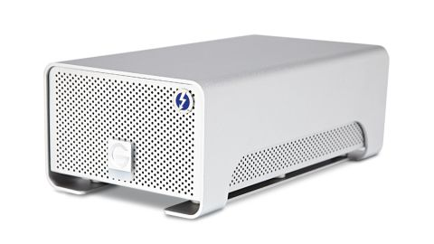 G-Technology G-Raid with Thunderbolt