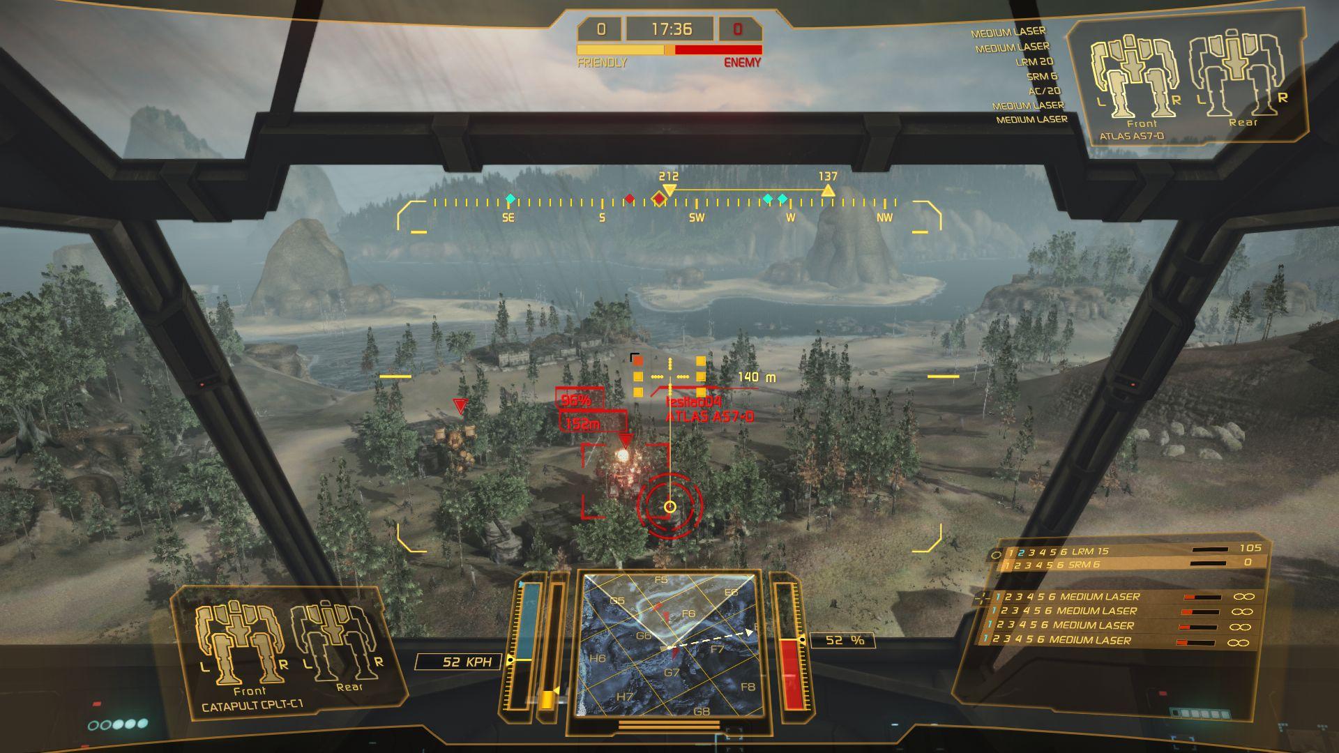 Mechwarrior online builds