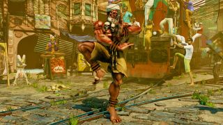 Street Fighter 5 Dhalsim