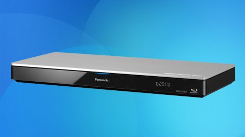Panasonic DMP-BDT360PC Blu-ray Player 64 BIT