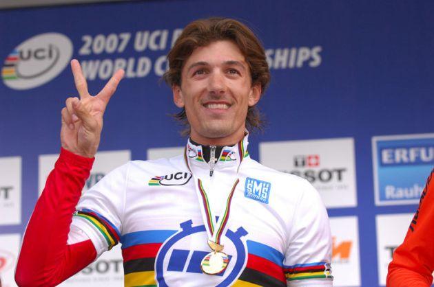 Fabian Cancellara 2007 World Champs TT
