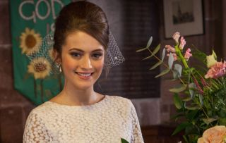 It's Lily and Prince's wedding but as Prince remains trapped, will their Big Day go ahead?