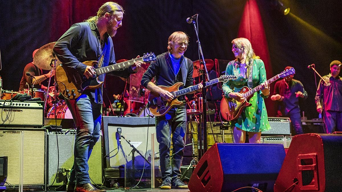 Tedeschi Trucks Band to release Layla Revisited (Live at LOCK'N) featuring Trey Anastasio
