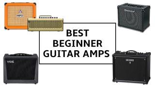 Best beginner guitar amps 2021: top guitar amplifiers for beginners
