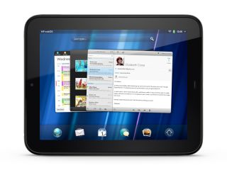 HP TouchPad is top non-Apple tablet in US