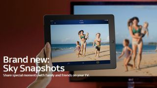 Sky now lets you view your smatphone pics on your TV