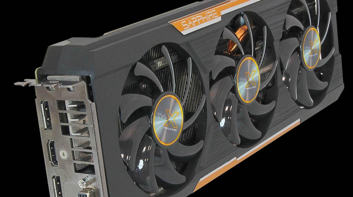 Sapphire Tri-X AMD R9 390X Review | PC Gamer