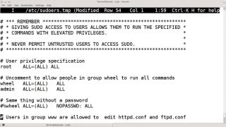How user accounts, rights and ownership work in Linux