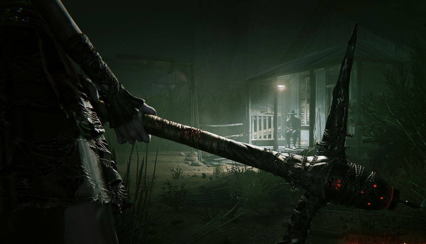 Outlast 2 is a terrifying mishmash of horror tropes and crotch stabbing